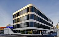 Der Neubau des Nationalen Centrums für Tumorerkrankungen Dresden (NCT/UCC). © NCT/UCC/Frank Blümler