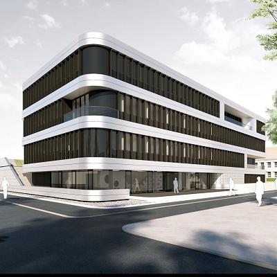 NCT/UCC-Neubau für die Zukunft der Krebsmedizin
