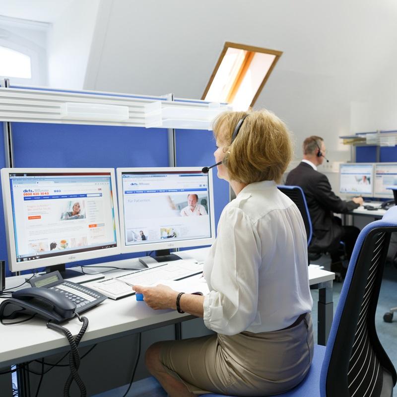 Cancer information service
